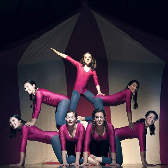 corsi danza tessuti aerei