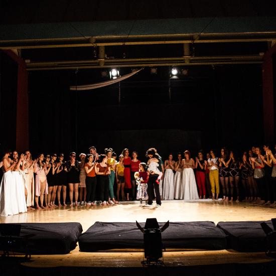 teatro scuola visionaria