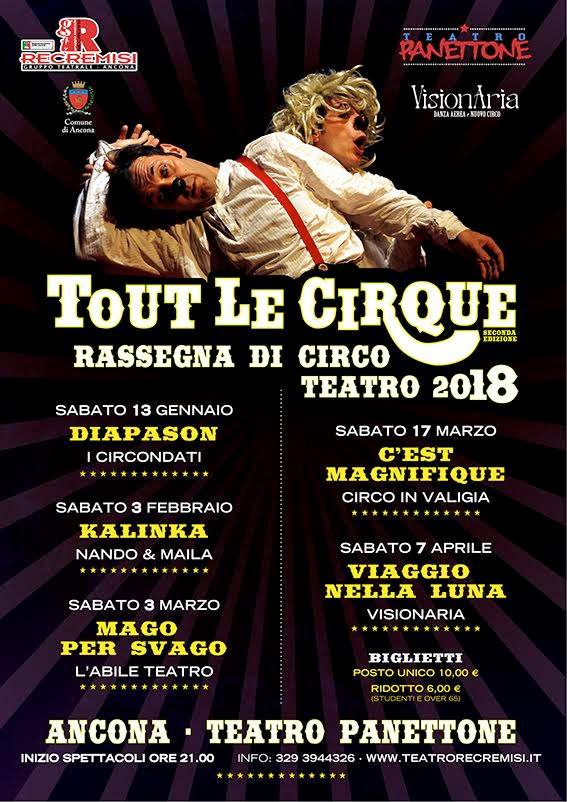 rassegna circo