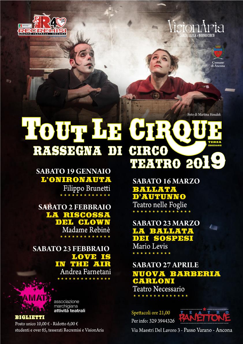 rassegna di circo teatro